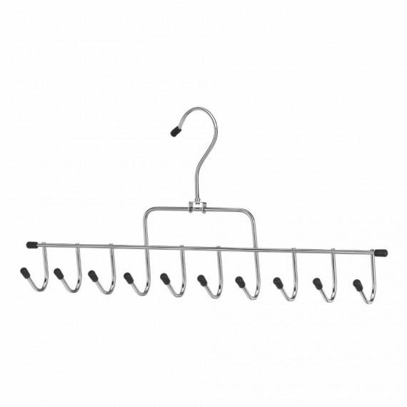 Вешалка для ремней с 10 крючками