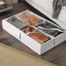 Кофр для хранения сапог под кроватью
