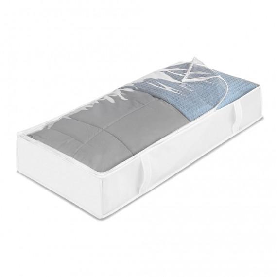 Большой кофр для хранения вещей под кроватью