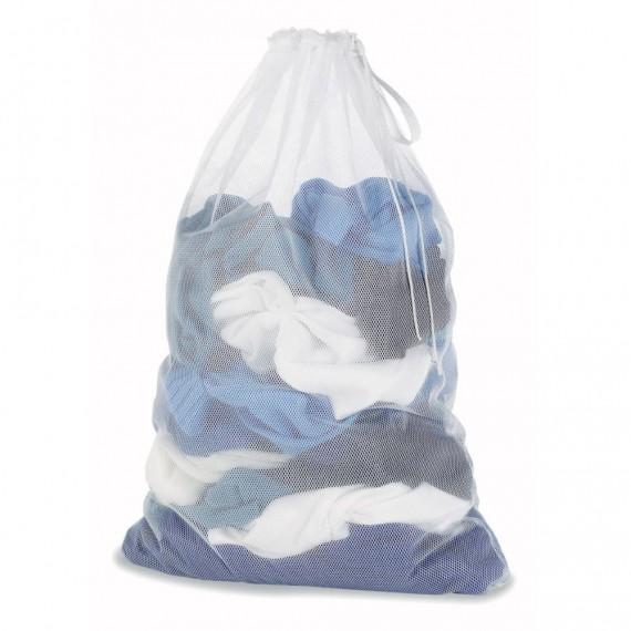 Мешок для белья белый