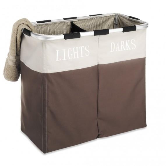 Двойная корзина для белья Easycare