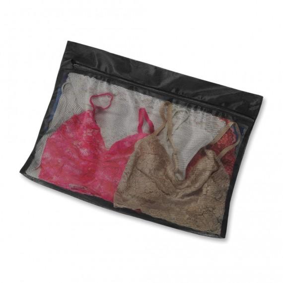 Большой мешок из мелкой сетки для стирки