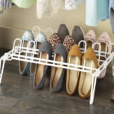 Полка-органайзер для 9 пар обуви