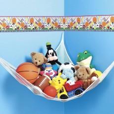 Сетка для хранения игрушек Животные