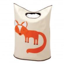 Сумка-корзина для детского белья Животные