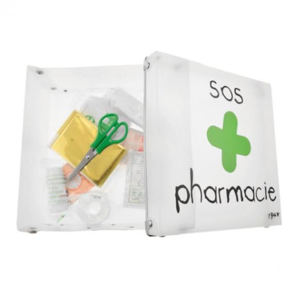 Коробка для аптечки SOS Pharmacie