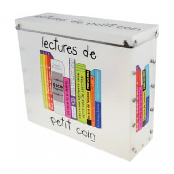 Коробка для журналов и книг Lecture de Petit Coin