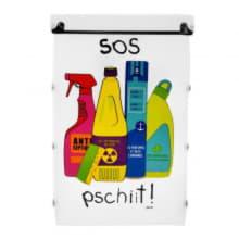 Коробка для бытовой химии SOS Pschiit