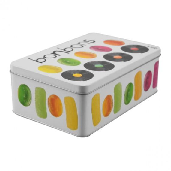 Металлический контейнер для конфет Gourmet Bonbons