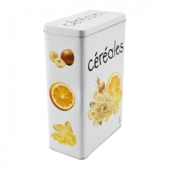 Металлический контейнер для хлопьев Gourmet Céréales