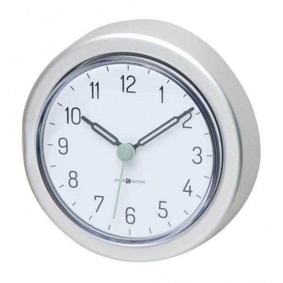 Часы влагостойкие на присосках Metro