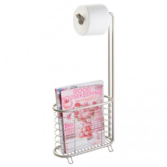 Стойка - держатель для туалетной бумаги и журналов