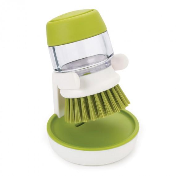 Щетка с дозатором моющего средства Palm Scrub™