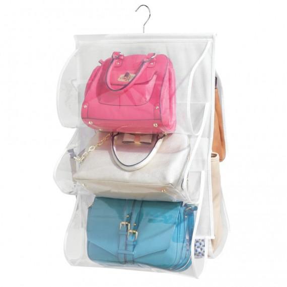 Органайзер для сумок на вешалке