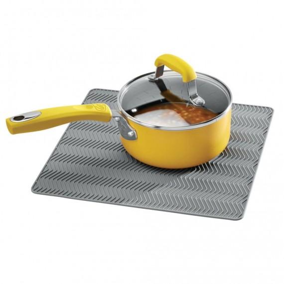 Силиконовый коврик для посуды