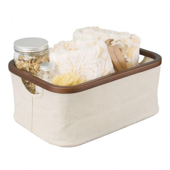 Маленькая корзина для хранения Бамбук