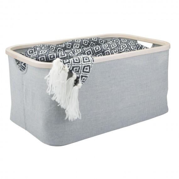 Большая корзина для хранения Бамбук