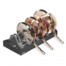 Раздвижной держатель для сковородок и кастрюль