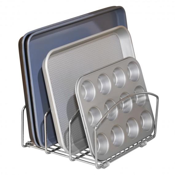 Держатель для посуды с 4 отделениями