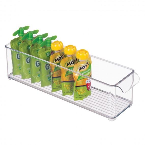 Высокий органайзер для холодильника Binz с ручкой