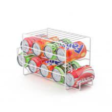 Подставка для напитков в алюминиевых банках Basics 9 шт