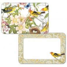 Набор сервировочных салфеток 4 шт Garden Birds