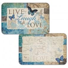 Набор сервировочных салфеток 4 шт Live-Love