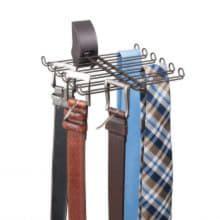 Настенный держатель для галстуков и ремней Classico