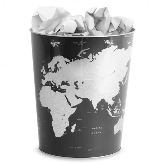 Корзина для бумаг Globe