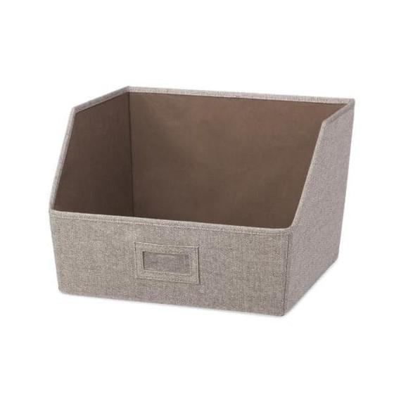Открытая корзина для хранения Canvas