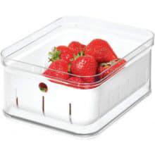 Малый контейнер Crisp со съемным дном-корзиной без крышки