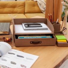 Накопитель для бумаг с выдвижным ящиком Walter