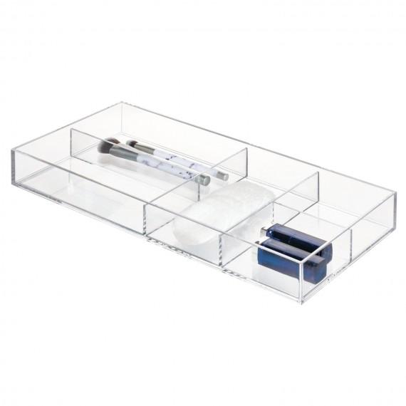 Органайзер-лоток для мелочей с 5 отделениями Clarity