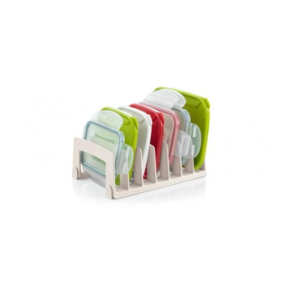 Полка-органайзер для пластиковых крышек FlexiSPACE