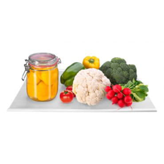 Антибактериальный коврик для холодильника FlexiSPACE 150х50 см