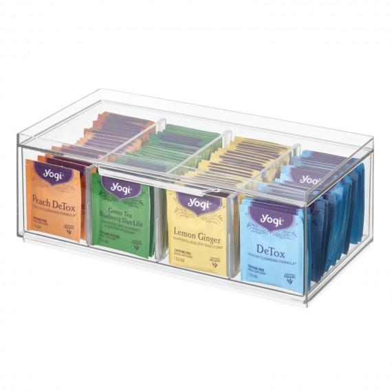 Коробка для чайных пакетиков Crisp
