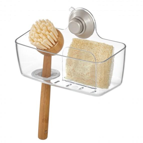 Органайзер для раковины на присоске Push-Lock
