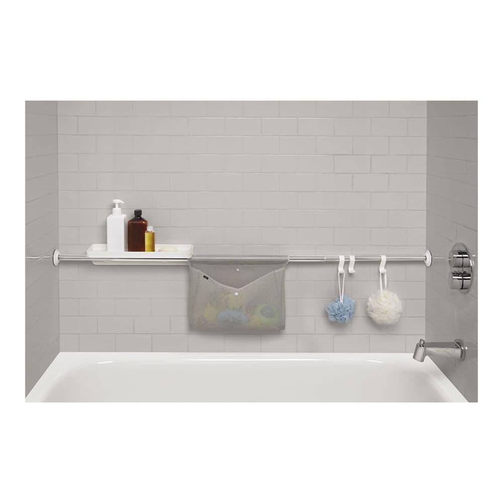 Органайзер для ванной SURF XL белый от Koziol (арт. 2846525 ... | 1000x1000