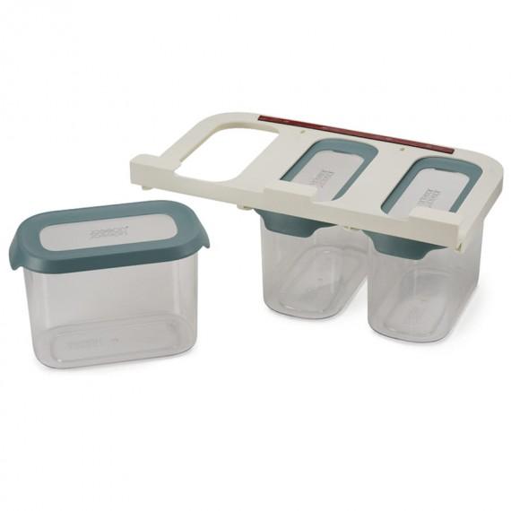 Набор из 3 подвесных контейнеров Cupboard 1,3 л