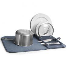 Сушилка для посуды с ковриком Udry