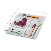 Прозрачный лоток в выдвижной ящик