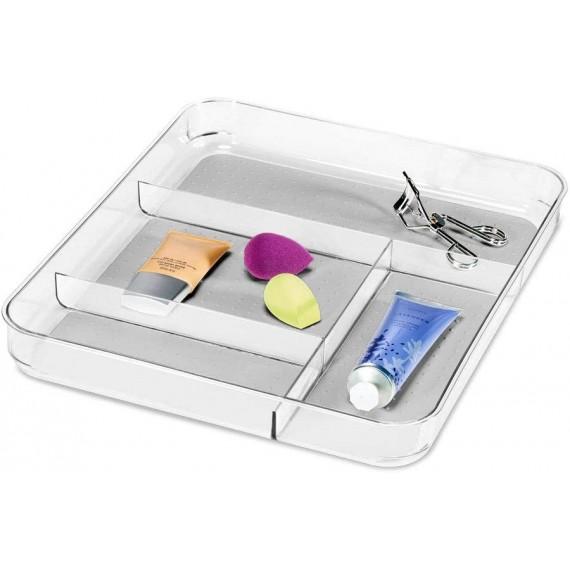 Прозрачный лоток в выдвижной ящик Soft-Grip
