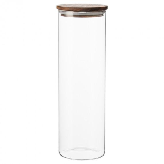 Стеклянный высокий контейнер 1,85 л