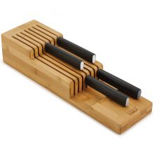 Органайзер для ножей из бамбука DrawerStore Bamboo