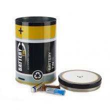 Бокс для мелочей и батареек Battery Tin