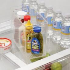 Корзина для хранения на кухне Linus узкая