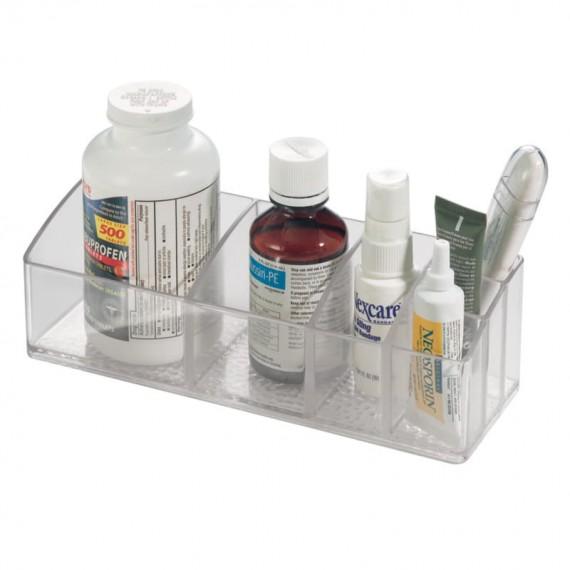 Органайзер для лекарств и косметики Med+ 23 см