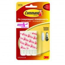 Легкоудаляемые крепежные клейкие полоски Command