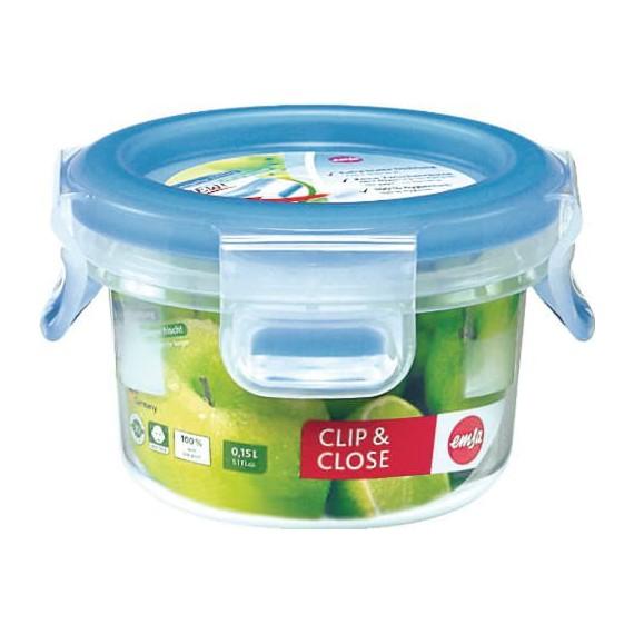 Герметичный контейнер CLIP&CLOSE круглый