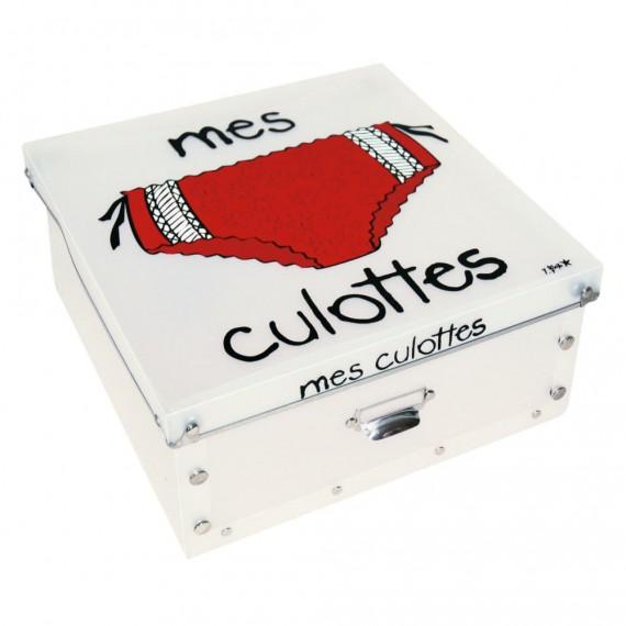 Коробка для белья Mes Culottes